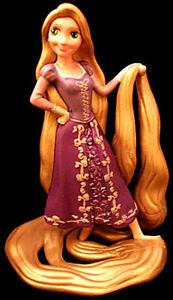 Disney Princess Birthday Cakes on Rapunzel Disney Princess Pvc Toy Figurine Birthday Cake Topper Figure
