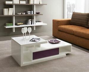 Tavolino in legno basso design da soggiorno con cassetto - Tavolini poltrone sofa ...