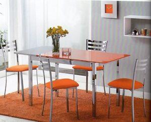 Tavolo tavoli sedie moderno cucine cucina sedia design metallo moderni legno ebay - Sedie cucina ebay ...