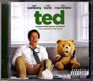 TED-Walter-Murphy-OST-Soundtrack-CD-Seth-MacFarlane-Mark-Wahlberg-Norah-Jones