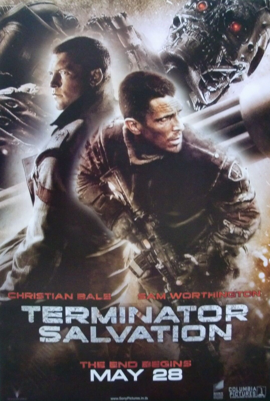 Terminator Salvation Movie Poster - 234.3KB