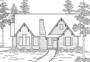 Texas Hill Country Modern » Blog Archive » House Plans Finalized