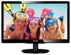 TFT-Philips-236V4LHAB-58-cm-23-Zoll-LED-LCD-Monitor-Vorfuehrgeraet