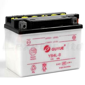TGB-309-RS-50-125-150-YB4L-B-Lextek-Motorcycle-Battery