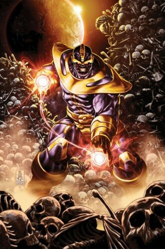 THANOS RISING (2013 series) #1 MILE HIGH COMICS VARIANT NEAR MINT COMIC BOOK in Collectibles, Comics, Modern Age (1992-Now) | eBay