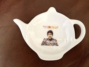 THE-BEATLES-When-Im-64-TEA-BAG-TIDY-HOLDER-John-Lennon-PAUL-McCARTNEY