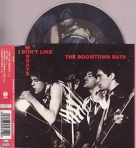 THE-BOOMTOWN-RATS-i-don-t-like-mondays-Bob-Geldof-CD-4-track