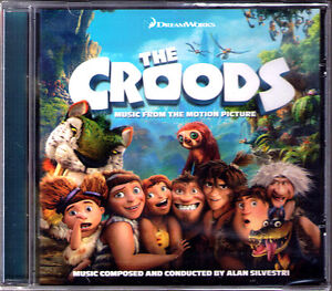 THE-CROODS-Alan-Silvestri-OST-Soundtrack-CD-Owl-City-and-Yuna-Shine-Your-Way-NEU