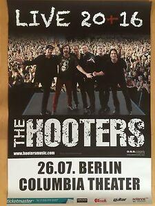 THE HOOTERS 2016 BERLIN orig.Concert Poster - Konzert Plakat NEU - Dreieich, Deutschland - WWiderrufsbelehrung Widerrufsrecht Sie haben das Recht, binnen eines Monats ohne Angabe von Gründen diesen Vertrag zu widerrufen. ,Die Widerrufsfrist beträgt einen Monat ab dem Tag - an dem Sie oder ein von Ihnen benannter Dritte - Dreieich, Deutschland
