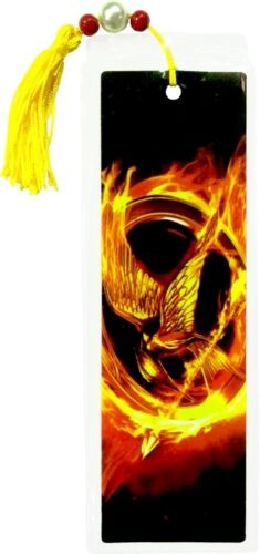THE HUNGER GAMES BOOKMARK Mockingjay Logo NEW in Entertainment Memorabilia, Movie Memorabilia, Other | eBay