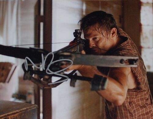 THE WALKING DEAD NORMAN REEDUS AUTOGRAPHED SIGNED PHOTO W/EXACT PROOF in Collectibles, Science Fiction & Horror, Other | eBay