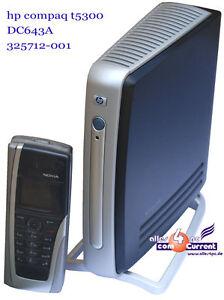 THIN-CLIENT-HP-COMPAQ-T5000-T5300D-DC643A-325712-001