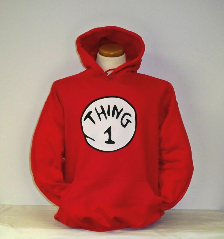 Thing Hoodies - Thing 1, Thing 2, Thing 3, Thing Mom, Thing Dad, Custom Thing Youth and Adult Hoodie DesignedByRoma $ $ $ (10% off).
