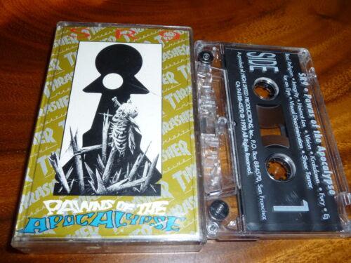 THRASHER Skate Rock 9 Cassette TAPE Punk BAD RELIGION Hardcore INTEGRITY beowulf in Music, Cassettes | eBay
