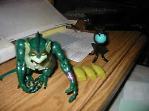Thundercats Series on Thundercats Series 2 Deluxe Figure 4  Slithe Loose Complete And Mint