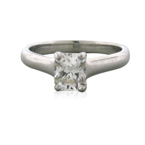 Lucida Bands: Tiffany & Co Lucida Platinum 1.11ct H/VVS2 Diamond
