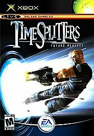 TIME SPLITTERS FUTURE PERFECT - XBOX GAME in Video Games & Consoles, Video Games | eBay