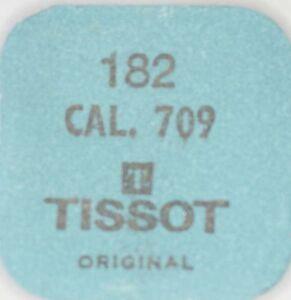 TISSOT-CAL-709-FEDERHAUS-MIT-DECKEL-PART-No-182-NOS