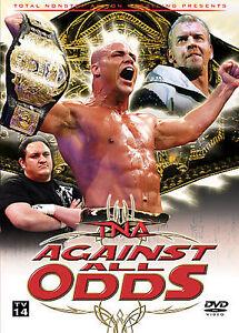 TNA - Against All Odds 2008 (DVD, 2008)