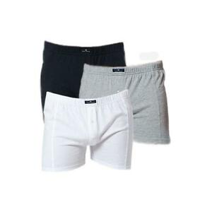 TOM-TAILOR-2er-Pack-Boxershorts-Boxer-weiss-grau-schwarz-M-L-XL-XXL-NEU