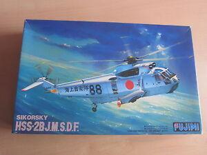 TOP!!! FUJIMI Q-7 Sikorsky HSS-2B J.M.S.D.F. 1:72 in OVP!!! - Deutschland - TOP!!! FUJIMI Q-7 Sikorsky HSS-2B J.M.S.D.F. 1:72 in OVP!!! - Deutschland