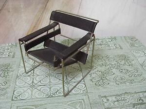 Top miniatur stuhl wassily von marcel breuer vitra for Wassily stuhl design analyse