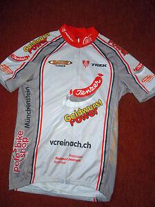 TOP-Radrenntrikot-v-CUORE-Switzerland-Gr-S-VELOCLUB-VC-Reinach-CH-neu
