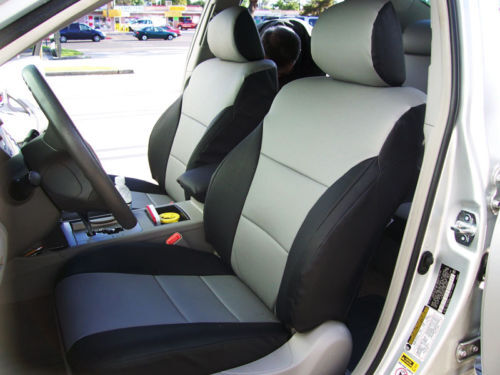 TOYOTA CAMRY 2012 S.LEATHER CUSTOM FIT SEAT COVER