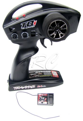 TQi 2.4ghz 2ch RADIO SET-NO DOCK (TX#6513/RX#6518) Traxxas transmitter receiver in Toys & Hobbies, Radio Control & Control Line, RC Engines, Parts & Accs | eBay