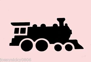 Train Stencils http://www.ebay.com/itm/TRAIN-STENCIL-TRAINS-STENCILS-TEMPLATE-BRAND-NEW-/290561002482