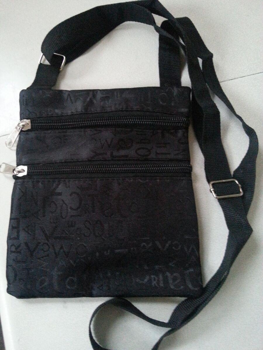 cc9ff2a52508 Travel Security Neck Wallet Passport Money Carry Case Holder Pouch ...