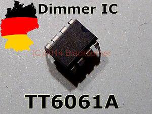 Tt6061a touch dimmer