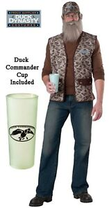 -Duck-Dynasty-Commander-Uncle-Si-Robertson-Camo-Tea-Cup-beard-Costume