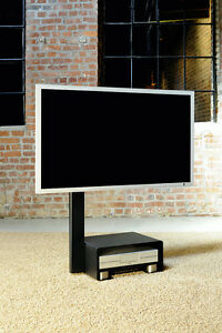 tv st nder halter rollbar wissmann raumobjekte art 125. Black Bedroom Furniture Sets. Home Design Ideas