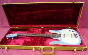 TWEED-H-S-CASE-FITS-DANELECTRO-ELECTRIC-BASS-OR-GUITAR