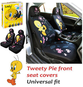 Looney Toons Car Seat Covers
