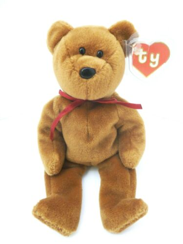TY Beanie Baby Teddy 1st Generation Tush Tag 2nd Generation Hang Tag in Toys & Hobbies, Beanbag Plush, Ty | eBay