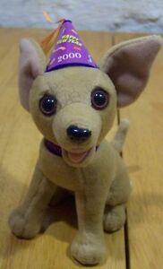 Taco-Bell-TALKING-CHIHUAHUA-HAPPY-NEW-YEAR-DOG-6-Plush-STUFFED-ANIMAL ...