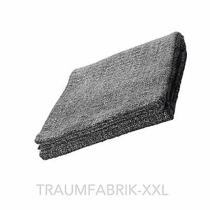 tagesdecke 120x180 cm decke kuscheldecke plaid berwurf wolldecke grau schwarz ebay. Black Bedroom Furniture Sets. Home Design Ideas