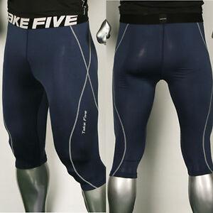 Take Five Mens Compression 066 Sports Pants All Size | eBay