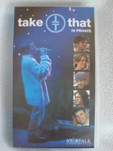 Take-That-in-private-1995-VHS-Video