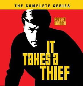 It Takes a Thief: The Complete Series (D...