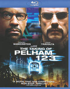 The Taking of Pelham 1 2 3 (Blu-ray Disc...