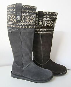 tamaris stiefel boots weite l grau graphite gr 38 duo tex grey norweger ebay. Black Bedroom Furniture Sets. Home Design Ideas