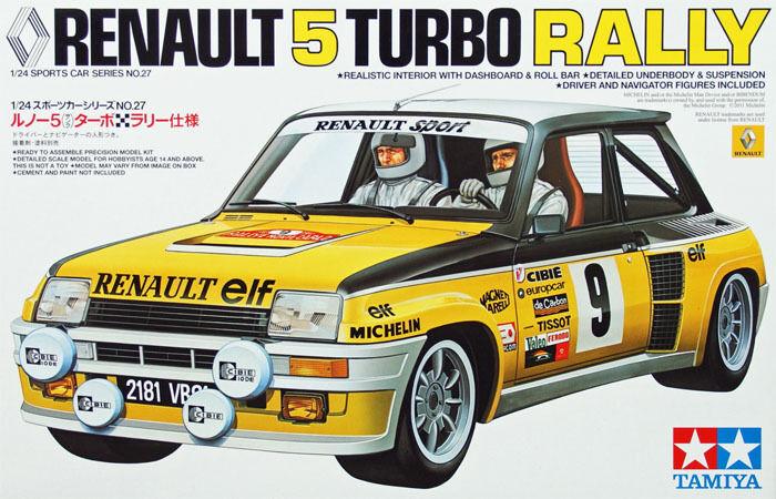 Tamiya Renault 5 Turbo 1/24...quelqu'un a fait ce modèle? $(KGrHqF,!icE3W,6F-HuBN2kth2ND!~~_3