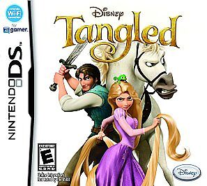 Tangled  (Nintendo DS, 2010)