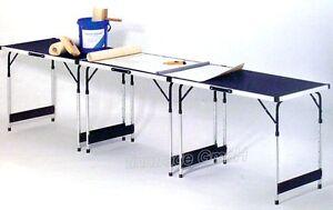 Tapeziertisch-Flohmarkttisch-Mehrzwecktisch-Campingtisch-4-x-hoehenver-3-x-100x60