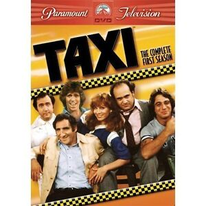 Taxi - The Complete First Season (DVD, 2...