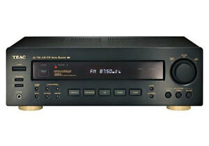 Teac AG 790 2 Channel 100 Watt Receiver