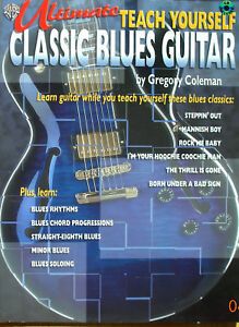 Teach Yourself Classic Blues Guitar **FREE BLUES SCALES & EXERCISES FOR LEAD** in Musical Instruments & Gear, Instruction Books, CDs & Video, Guitar | eBay